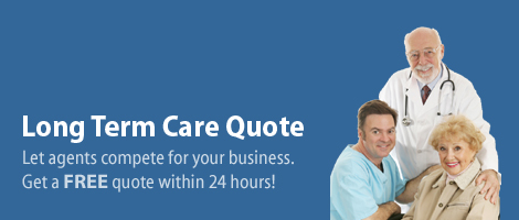 Long Term Care Insurance Quotes Inspiration Long Term Care Quote Find Long Term Care Insurance Quotes At